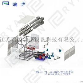 大型电加热导热油炉 可定制 防爆工业电锅炉