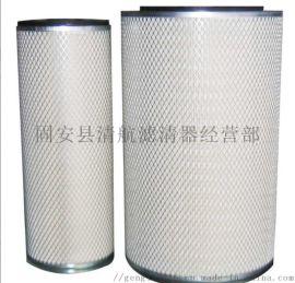 空滤挖掘机滤芯PC360空气滤清器