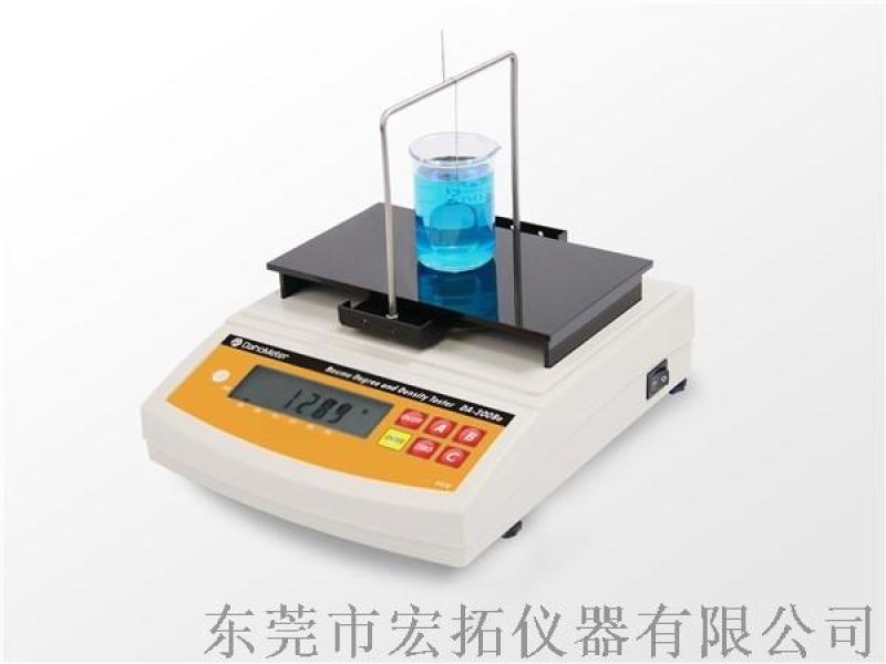 液体比重计 液体比重测试仪