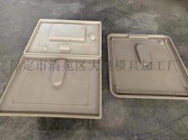 水泥厕所盖板模具-农村旱厕水泥地板-大进模具