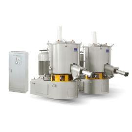 SHR系列5-2000L高速加热混合机物料混合设备