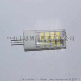 玉米灯代替卤素灯LEDG4 无频闪恒流宽压
