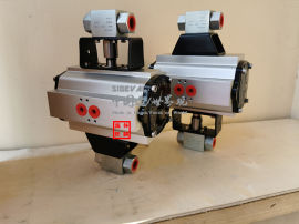 SIGEVAL BKH G1/2 11G8 PN500 DN13气动高压球阀