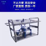 不锈钢动力单元气动液压增压系统高压动力单元试验台