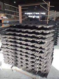 彩石金属瓦厂家彩石金属瓦特  石金属瓦安装