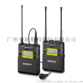 Sony/索尼 UWP-D21领夹麦胸麦无线麦克风
