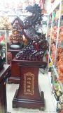 西安馬到成功擺件 企業週年慶禮品 2米大鼎銷售