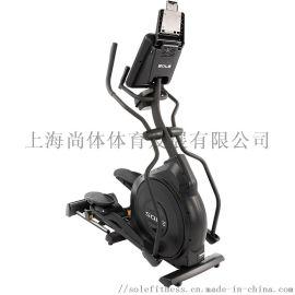 美国sole速尔E25椭圆机进口家用磁控静音健身