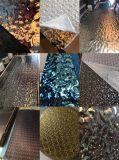 上海不鏽鋼衝壓水波紋  浪 壓花不鏽鋼波浪板
