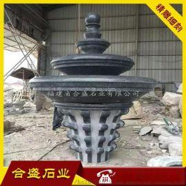 广场景观喷泉水钵 环境石材装饰 别墅庭院流水喷泉
