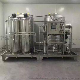 精细化工纯净水设备,二级反渗透纯化水,纯水设备配件