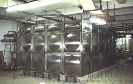 不锈钢组合式水箱焊接安装