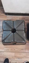 现浇混凝土空心楼盖塑料模盒填充体芯模