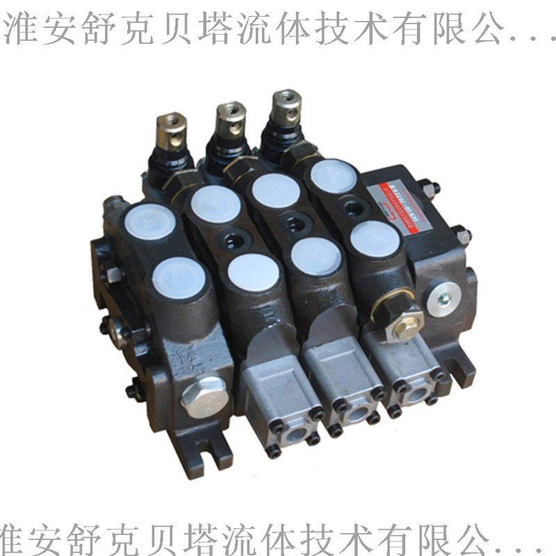 DCV60-3OT系列手动多路阀