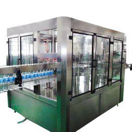 厂家供应水罐装机 全自动瓶装水灌装生产线设备 液体定量分装机