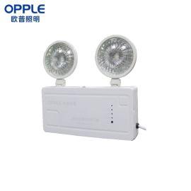 欧普众系列S206 3W消防双头应急灯