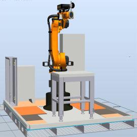 铝合金门窗耐久性测试系统