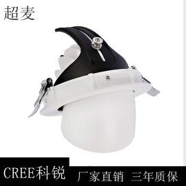 35W LED象鼻灯 大功率天花灯 酒店射灯
