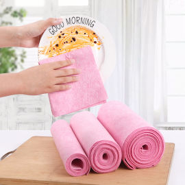 懶人廚房抹布怎麽洗能白