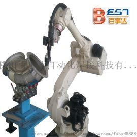 安徽厂家氩弧焊接机器人碳钢铝不锈钢焊接设备