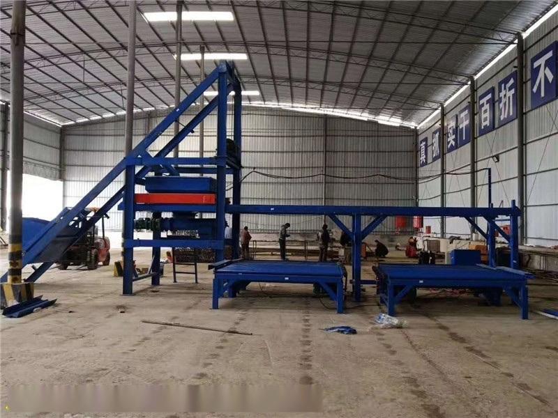 水泥排水渠盖板预制件生产线/混凝土小型预制件设备