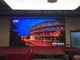电影院屏幕采用室内P3  LED显示屏行不行?