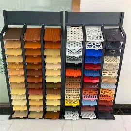 防锈漆镂空外墙铝板 三角孔镂空铝单板定制加工