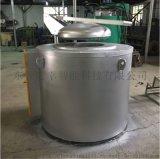 東莞老牌廠家紫銅熔化爐 定量保溫黃銅熔煉爐