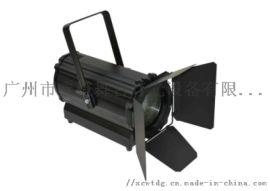 舞台灯光广州鑫橙LED电子调焦聚光灯200W
