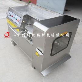 切丁速度可调的鲜肉切丁机,全自动冻肉切丁机