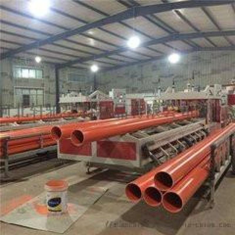 太原cpvc電力管廠家 大同cpvc高壓電力管價格
