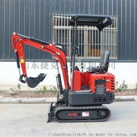 农用小型挖土机 履带农用小挖机 捷克工厂