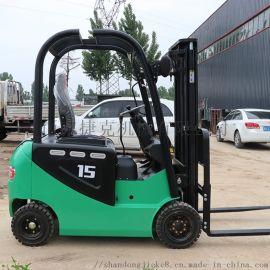 电动叉车 捷克JKC-15G交流蓄电池平衡重式叉车