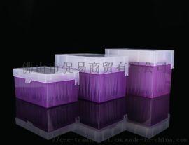 透明盒装吸头一次性实验室耗材吸头