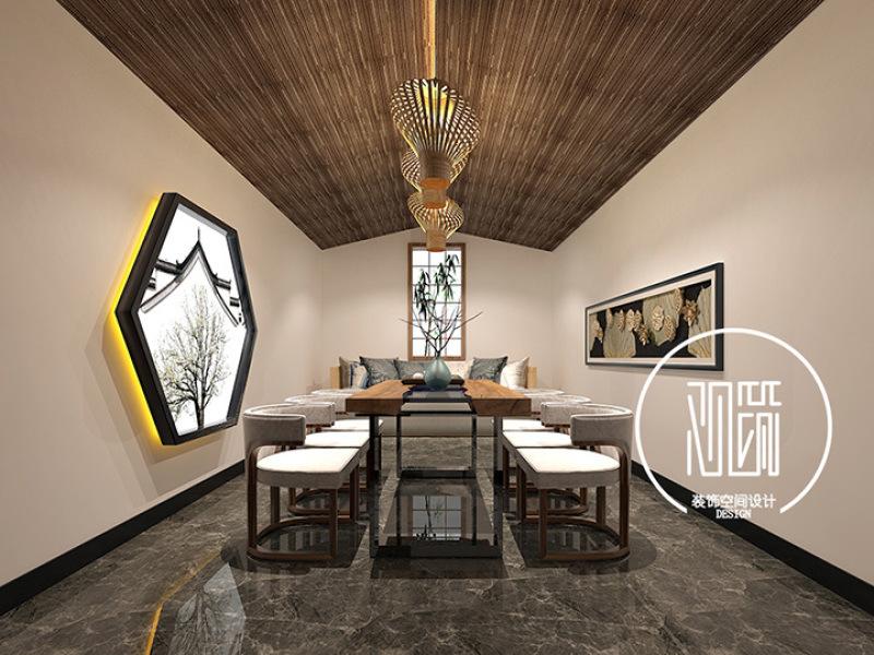 河南创意私房菜馆装修公司郑州私房菜馆装修设计公司