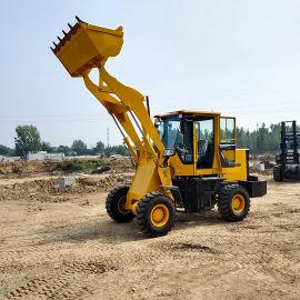 四驱铲车936多功能农用 内燃式铲车全新无级变速