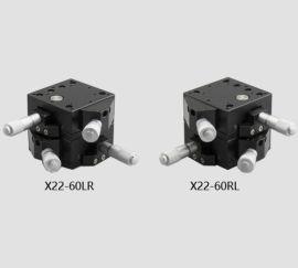 高分辨率位移台 X22,高精度滑台