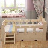 幼儿园实木床儿童橡木桌子套装