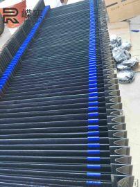 平面磨床伸缩式风琴防护罩,杭州导轨磨床风琴防护罩
