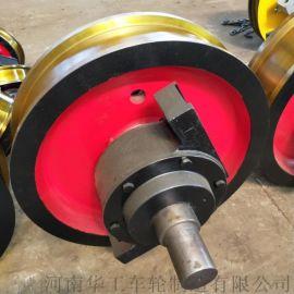 厂家直销? 700×170主动车轮组坚固耐用定制生产
