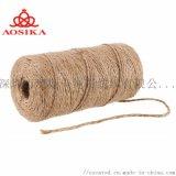 DIY麻線細麻繩手工裝飾編織繩吊牌復古捆綁繩