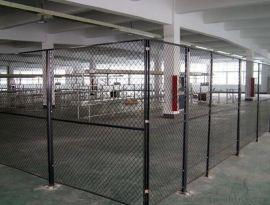 车间隔离网车间仓库隔离护栏 移动护栏