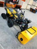 捷克 15馬力多功能掃雪機 液壓離合小型掃雪車