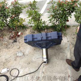 景观喷泉曝气机 鱼塘喷泉曝气机 喷泉增氧曝气机
