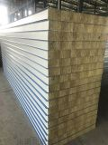 南通岩棉夾芯板彩鋼夾芯板保溫隔熱夾芯板廠家直銷