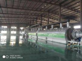 環保型全連續化廢橡膠煉油設備