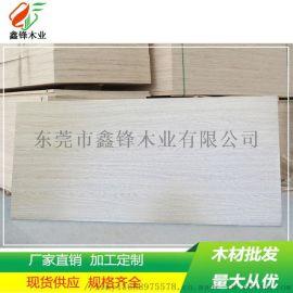 生态板杨木心胶合板装饰板免漆板贴面板墙面板