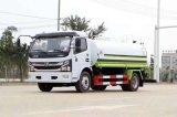 國六東風凱普特8方綠化噴灑車