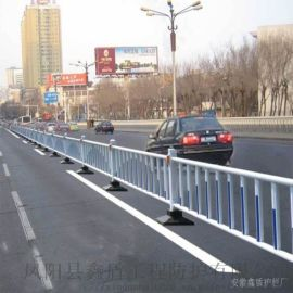 吉林白山道路护栏交通护栏   防护栅栏