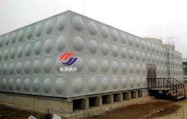 不锈钢焊接式箱泵一体化水箱定制